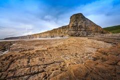 Glamorgan Heritage coast, UK Royalty Free Stock Photography