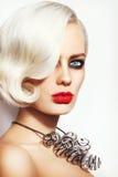 Glamorous beauty Royalty Free Stock Image