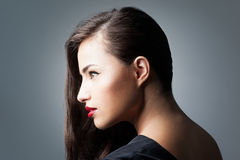 Glamorous Beauty Royalty Free Stock Photography