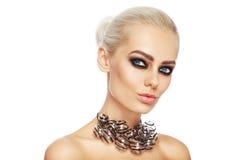 Glamorous beauty Stock Photography