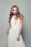 Glamorous Blonde Beauty Stock Image
