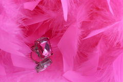 Glamorous diamonds Royalty Free Stock Photo
