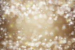 GLAMOROUS FESTIVE BEIGE BACKGROUND GOLD GLITTER. GLAMOROUS FESTIVE BEIGE BACKGROUND GOLD GLITTE,glamorous  festive  beige background  gold  glitter  christmas Royalty Free Stock Images