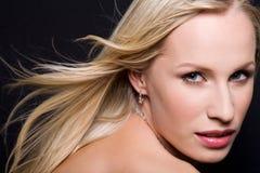 Glamorous girl Royalty Free Stock Photography