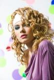 Glamorous girl Stock Photo