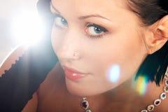 Glamorous lady Royalty Free Stock Image