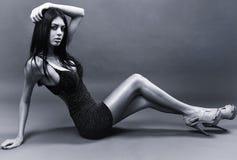 Glamorous latin lady Stock Photography