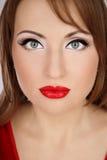 Glamorous makeup Royalty Free Stock Photo