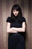 Glamorous portrait Stock Image