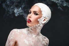 Glamorous spa behandelingen Stock Afbeelding