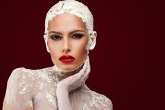 Glamorous spa treatments Royalty Free Stock Photos