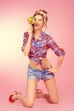 Glamorous Style Stock Image