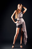 Glamorous style Royalty Free Stock Photography