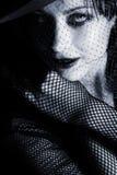 Glamorous woman Royalty Free Stock Photography