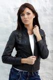 Glamorous young woman Stock Image