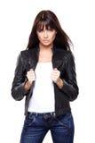 Glamorous young woman Royalty Free Stock Photo