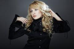 Glamour Royalty Free Stock Photo