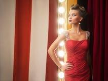 glamour imagem de stock
