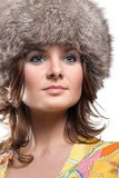 Glamour-7 russe Photos stock