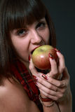 Glamour appetite Royalty Free Stock Photo