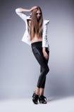 Glamour beauty woman - fashion mod. Stock Photo