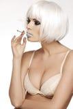 Glamour blonde Royalty Free Stock Image