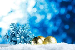 Free Glamour Christmas Tree Decoration Close Up View Stock Photography - 167700252