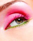 Glamour eye Royalty Free Stock Image