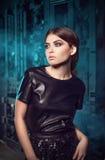 Glamour fashion model. Royalty Free Stock Photo