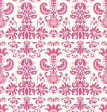 Glamour floral pattern Royalty Free Stock Photo
