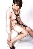 Glamour girl Royalty Free Stock Photos