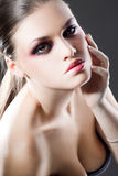 Glamour girl Royalty Free Stock Photography