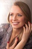 Glamour girl Stock Image