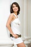 Glamour girl Stock Photo