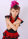 Glamour girl Royalty Free Stock Photo