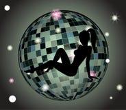 Glamour Globe Royalty Free Stock Photography