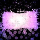 Glamour Grunge background Royalty Free Stock Image