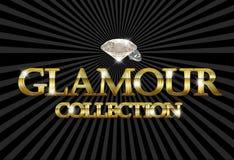 Glamour Jewelry Diamond Stock Photo