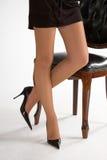 Glamour legs 11 Stock Image