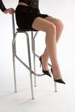 Glamour legs 6 royalty free stock photos