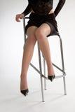 Glamour legs 7 royalty free stock photos