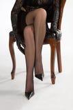 Glamour legs 9 royalty free stock photo