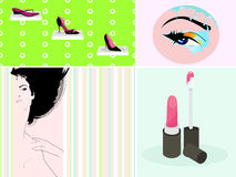 Glamour life  Royalty Free Stock Photography