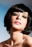 Glamour makeup Royalty Free Stock Photos