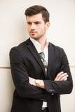 Glamour man Stock Image