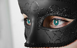 Glamour mask Royalty Free Stock Photos