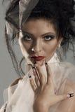 Glamour model Stock Photos