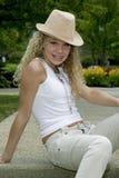 Glamour Modeling Royalty Free Stock Image