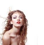 Glamour portrait Royalty Free Stock Image