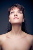 Glamour portrait of beautiful women Royalty Free Stock Photos